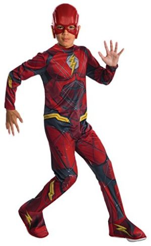 Rubies-Costume-Boys-Justice-League-The-Flash-Costume-0