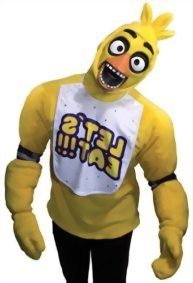 Rubies-Costume-Co-Mens-Five-Nights-At-Freddys-Chica-Costume-0
