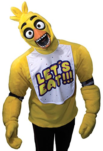 Rubie's Costume Co. Men's Five Nights At Freddy's Chica Costume