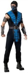 Rubies-Costume-Co-Mens-Mortal-Kombat-X-Sub-Zero-Costume-0
