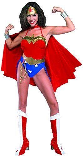 Rubie's Costume Co Women's Dc Wonder Woman Costume