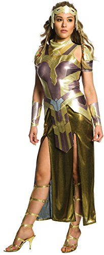Rubie's Costume Co. Women's Wonder Woman Movie Deluxe Hippolyta Costume