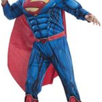 Rubies-Costume-DC-Superheroes-Superman-Deluxe-Child-Costume-Small-0