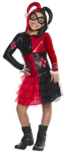 Rubies-Costume-Girls-DC-Comics-Harley-Quinn-Costume-0