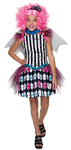 Rubies-Costume-Monster-High-Freak-Du-Chic-Rochelle-Goyle-Child-Costume-Large-0