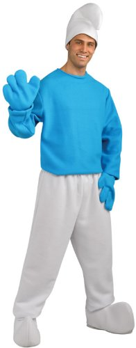 Rubie's Costume Plus-Size The Smurfs 2 Adult Deluxe Smurf Costume