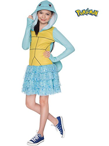 Rubies-Costume-Pokemon-Squirtle-Child-Hooded-Costume-Dress-Costume-0-0