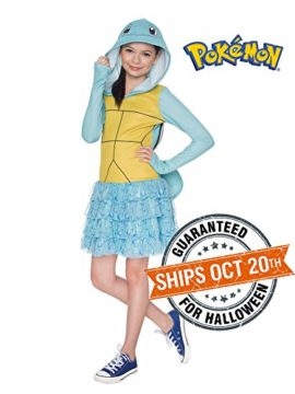 Rubies-Costume-Pokemon-Squirtle-Child-Hooded-Costume-Dress-Costume-0