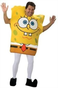 Rubies-Costume-Spongebob-Squarepants-Pants-Dropping-Tunic-Costume-0