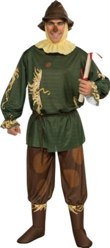 Rubies-Costume-Wizard-Of-Oz-75th-Anniversary-Edition-Adult-Scarecrow-Costume-0