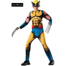 Rubies-Marvel-Universe-Classic-Collection-Deluxe-Fiber-Filled-Muscle-Chest-Wolverine-Costume-0-0