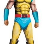 Rubies-Marvel-Universe-Classic-Collection-Deluxe-Fiber-Filled-Muscle-Chest-Wolverine-Costume-Small-4-6-0