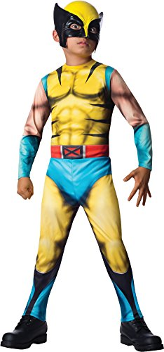 Rubies Marvel Universe Classic Collection Wolverine Costume