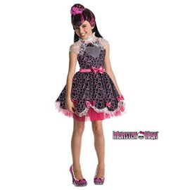 Rubies-Monster-High-Deluxe-Draculaura-Sweet-1600-Child-Costume-0-0