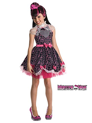 Rubies Monster High Deluxe Draculaura Sweet 1600 Child Costume-