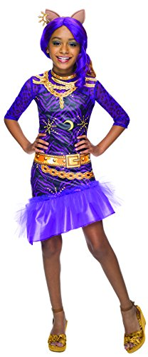 Rubies-Monster-High-Fright-Camera-Action-Clawdeen-Wolf-Costume-0