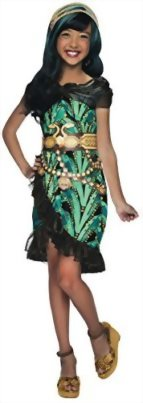 Rubies-Monster-High-Frights-Camera-Action-Cleo-de-Nile-Costume-Child-Small-0