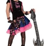 Rubies-Pink-Rock-Girl-Costume-Medium-Ages-5-7-0