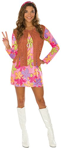 Rubies-Womens-Sunshine-Hippie-Costume-0