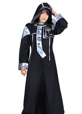 SDWKIT-DGray-Man-Cosplay-Costume-Allen-Walker-Exorcist-Uniform-V1-Set-0-0