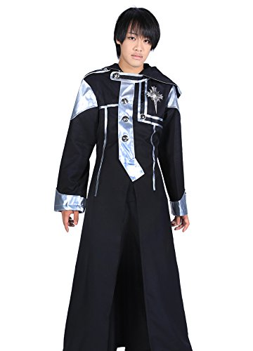 SDWKIT-DGray-Man-Cosplay-Costume-Allen-Walker-Exorcist-Uniform-V1-Set-0