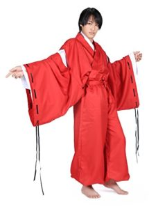 SDWKIT-Japanese-Anime-InuYasha-Cosplay-Costume-InuYasha-Set-0-0