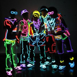 Seasons-Treasure-Neon-Glowing-Strobing-Electroluminescent-Wire-Belt-tape-El-Wire-Kit-With-Battery-Controllers-For-HomePartyHalloween-Decoration-0-2