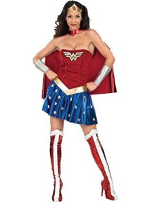 Secret-Wishes-Deluxe-Wonder-Woman-Costume-BlueRed-Large-0