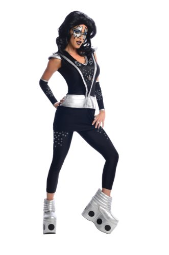 Secret Wishes  Kiss Collection Spaceman Costume
