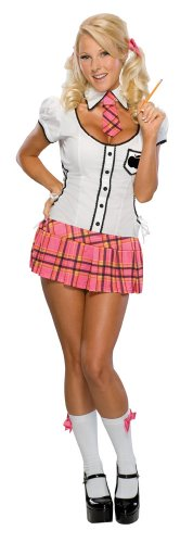 Secret-Wishes-Womens-Teachers-Pet-Adult-Costume-0