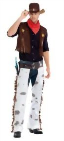 Smiffys-Mens-Cowboy-Costume-with-Waistcoat-Chaps-Scarf-and-Hat-0