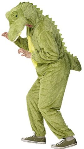 Smiffys-Mens-Crocodile-Costume-Includes-Jumpsuit-with-Hood-0