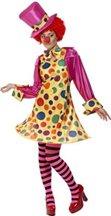 Smiffys-Womens-Clown-Lady-Costume-0