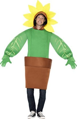 Smiffys-Womens-Sunflower-Costume-0-0