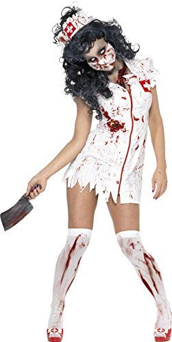 Smiffys-Womens-Zombie-Nurse-Costume-0