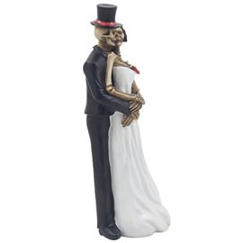 Spooky-Skeleton-Bride-and-Groom-Wedding-Couple-Statue-for-Halloween-Party-Decorations-or-Scary-Gothic-Dcor-Figurines-As-Wedding-Gifts-for-Couples-0-1