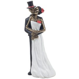Spooky-Skeleton-Bride-and-Groom-Wedding-Couple-Statue-for-Halloween-Party-Decorations-or-Scary-Gothic-Dcor-Figurines-As-Wedding-Gifts-for-Couples-0