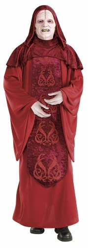 Star Wars Emperor Palpatine Deluxe Adults Costume