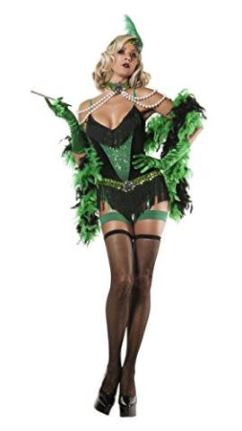 Starline-Womens-Emerald-Flapper-Costume-0