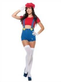 Video Game Costumes for Women