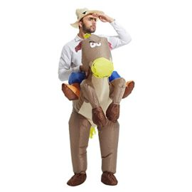 TOLOCO-Inflatable-Western-Cowboy-Riding-Horse-Halloween-Costume-0-2