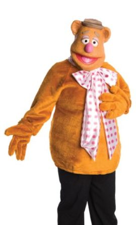 The-Muppets-Fozzie-Bear-Costume-With-Mask-0