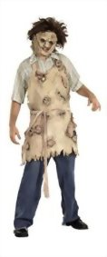 UHC-Mens-Leatherface-Latex-Apron-Chainsaw-Massacre-Scary-Costume-0