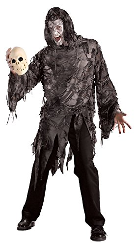 uhc mens scary zombie creature lord gruesome fancy halloween costume