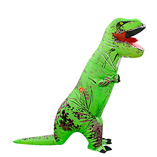 Unisex-Children-Kids-T-Rex-Inflatable-Dinosaur-Costume-  sc 1 st  Halloween Costumes Best : t rex skeleton costume  - Germanpascual.Com