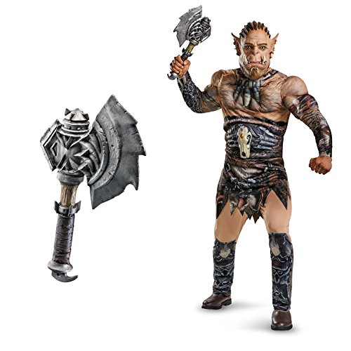 Warcraft-Durotan-Deluxe-Muscle-Adult-Costume-Bundle-Set-0