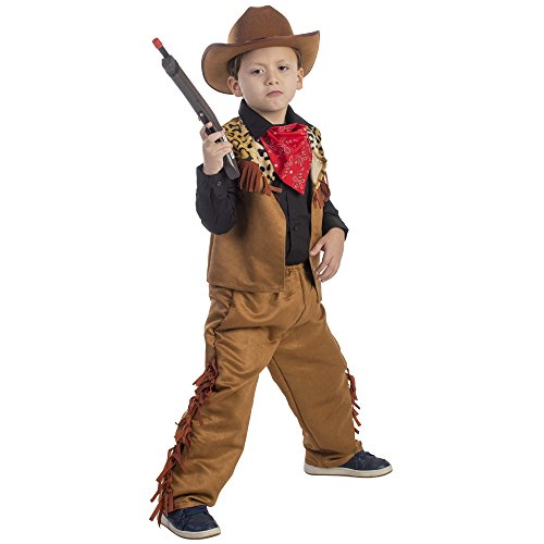 Wild Western Cowboy Costume for kids By Dress Up America