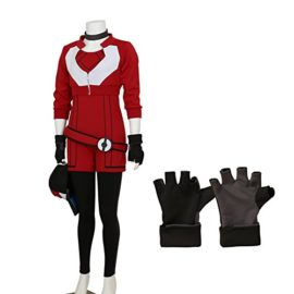Womens-Hoodie-for-Pokemon-Go-Red-Team-Valor-Instinct-Mystic-Cosplay-Costume-0-1