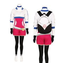 Womens-Pokemon-Go-Trainer-Team-Valor-Instinct-Mystic-Costume-Blue-Hoodie-0