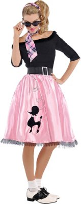 Womens-Sock-Hop-Sweetie-Costume-0